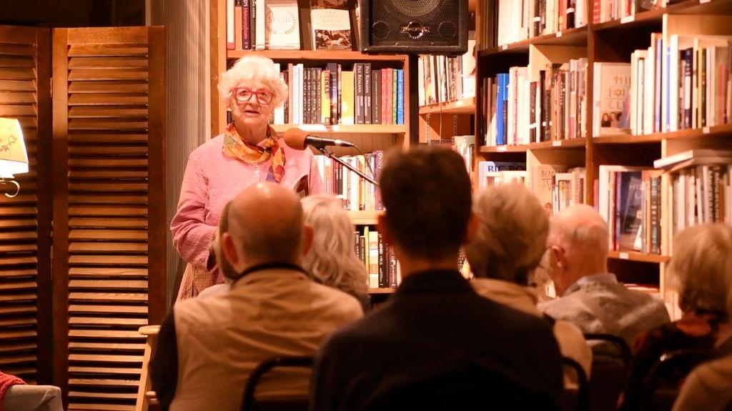 Elizabeth Elliott, Reading at The Bookstore