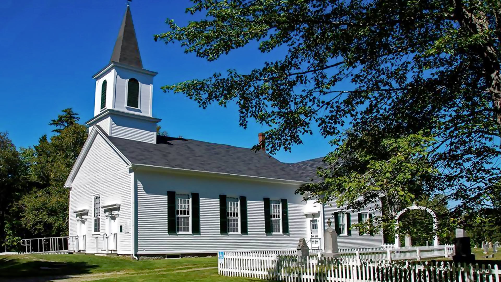 Free Will Baptist Church Church Islesboro, Maine